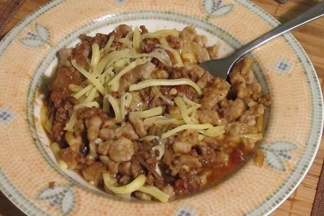 Buckwheat Spaetzle