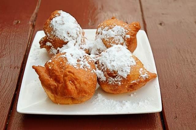 Savoury Puffs
